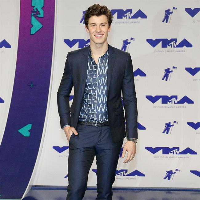 Shawn Mendes and Hailey Baldwin 'were kissing at MTV EMA after-party'