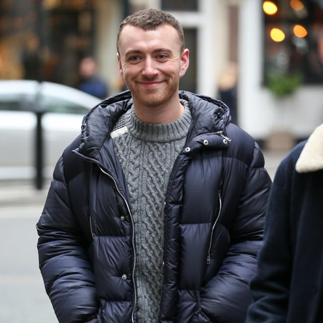 Sam Smith hadn't heard of Disclosure before Latch