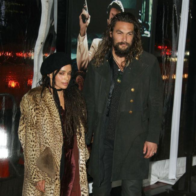 Jason Momoa And Lisa Bonet Had Secret Wedding: Jason Momoa And Lisa Bonet Make It Official