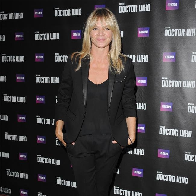 Zoe Ball introduces her new boyfriend to Norman Cook