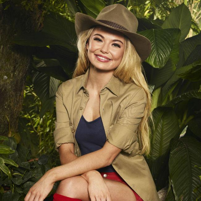Georgia 'Toff' Toffolo crowned Queen of The Jungle