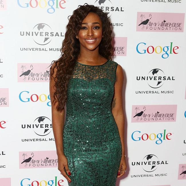 Alexandra Burke didn't feel 'mentally ready' for Strictly Come Dancing