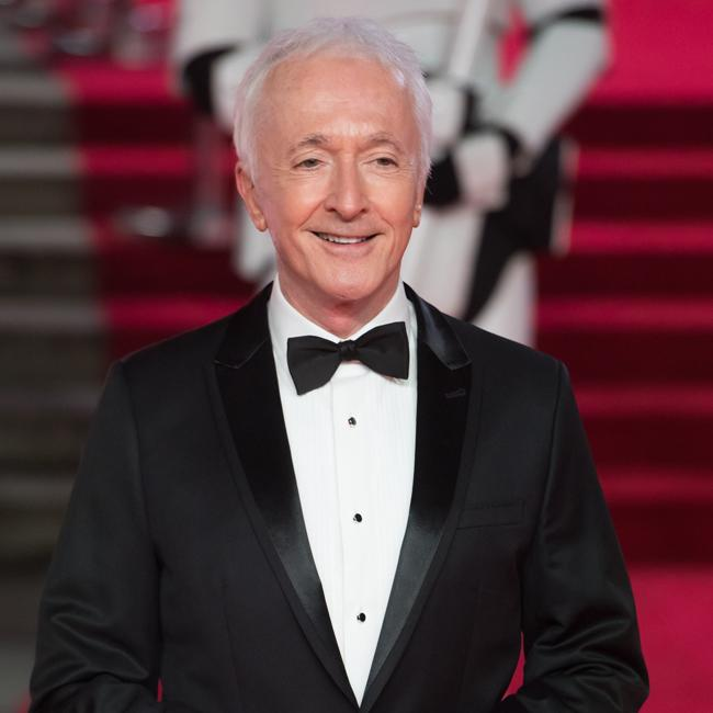 Anthony Daniels' premiere pride