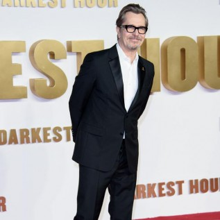 Gary Oldman was worried about Winston Churchill weight gain for Darkest Hour