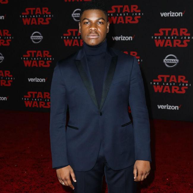 John Boyega jokes Princes were 'cut out' of Star Wars movie