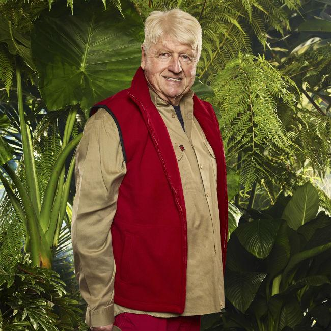 Stanley Johnson leaves I'm A Celeb