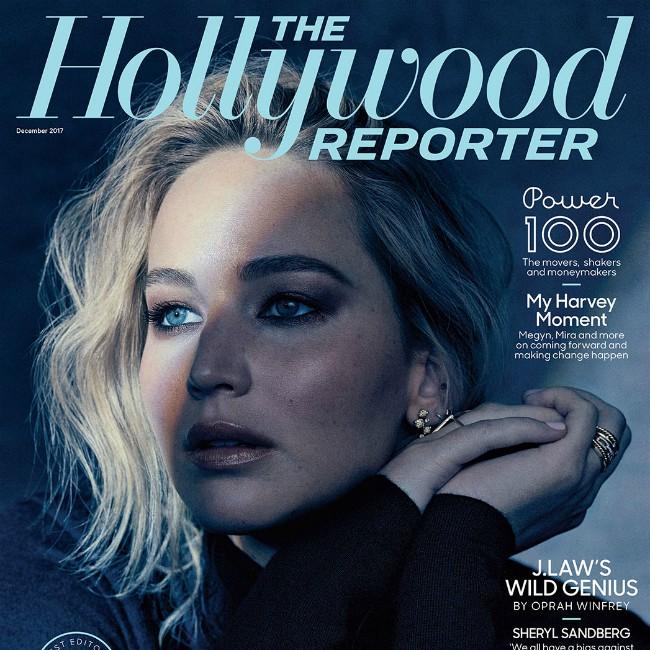 Jennifer Lawrence: Harvey Weinstein was paternal to me