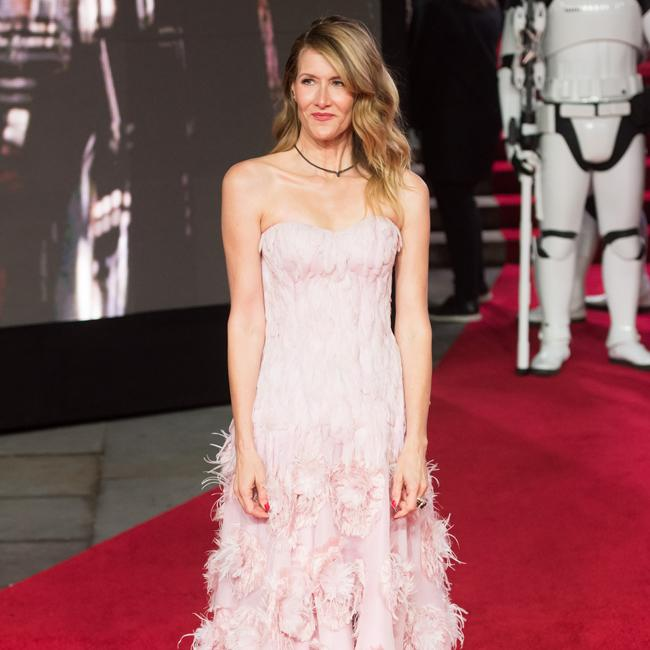 Laura Dern's reasons for joining the force
