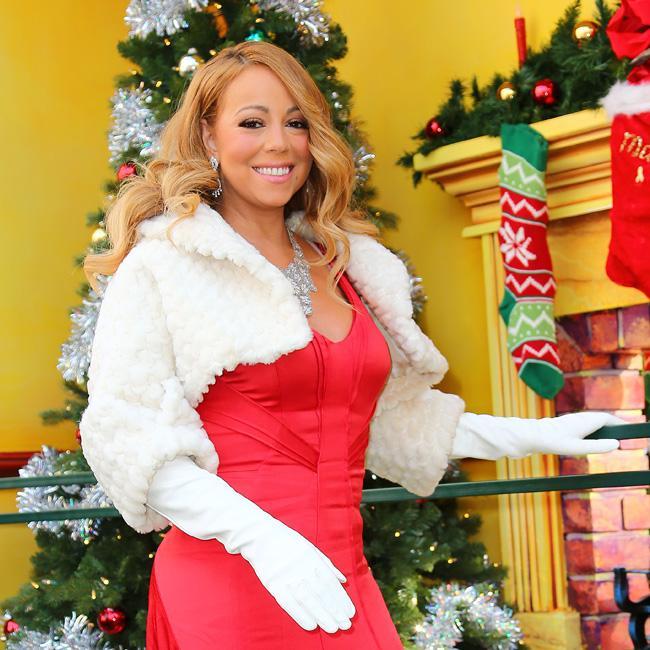 Mariah Carey Christmas Song.Mariah Carey Xmas Song Is Most Streamed On Spotify