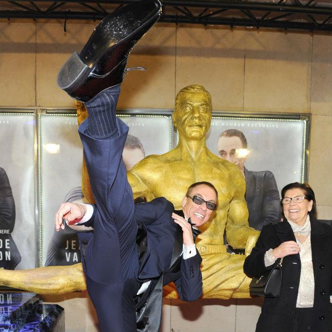 Jean-Claude Van Damme's success after JCVD
