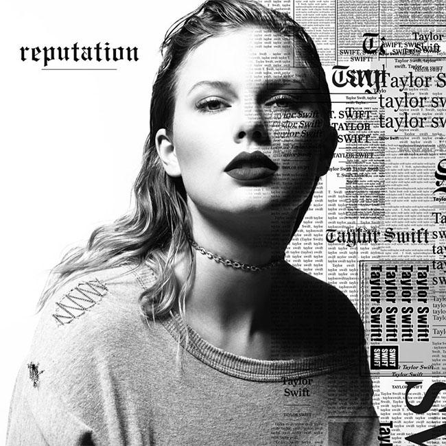 Ed Sheeran features on Taylor Swift's Reputation