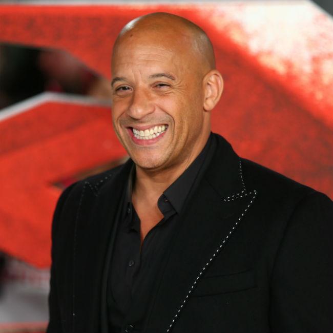Vin Diesel is Forbes' top grossing actor