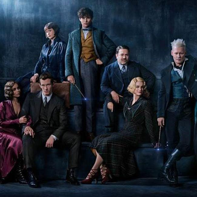 Fantastic Beasts 2 wraps up filming