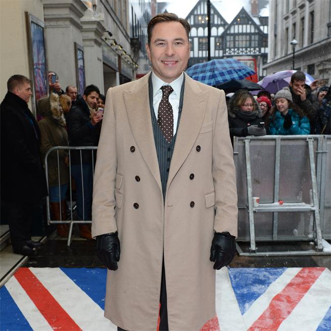 David Walliams is a 'silly' dad