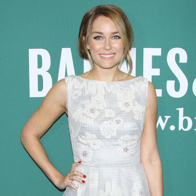 Lauren Conrad amazed by son