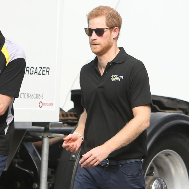 Prince Harry calls for nations to 'redouble' efforts in landmine campaign