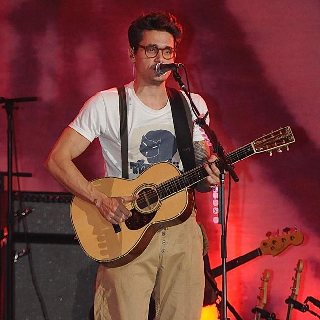John Mayer leaves hospital