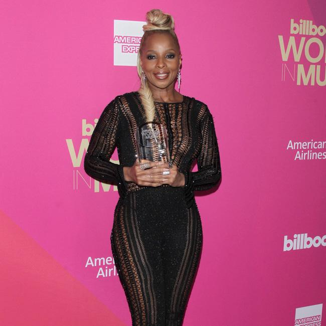 Mary J. Blige tried to get rid of herself for acting role