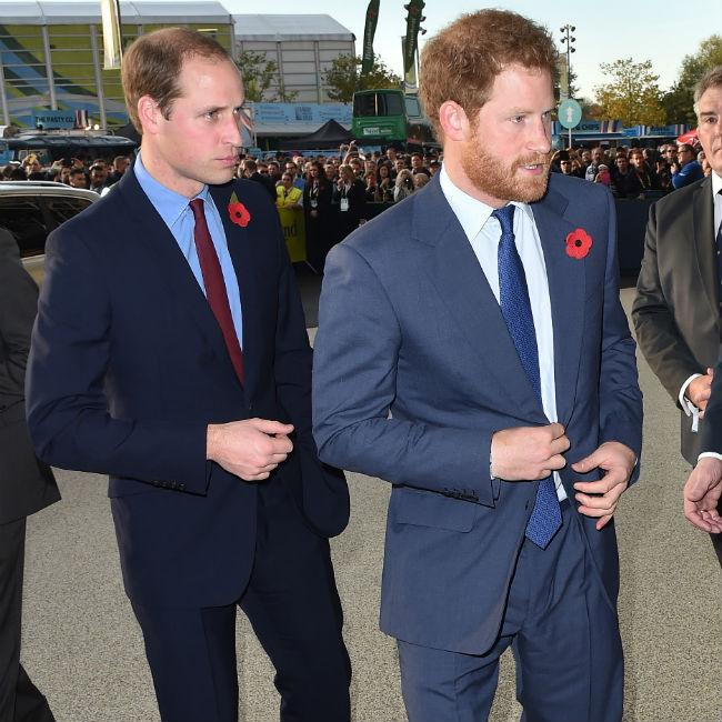 Prince William mistaken for Prince Harry