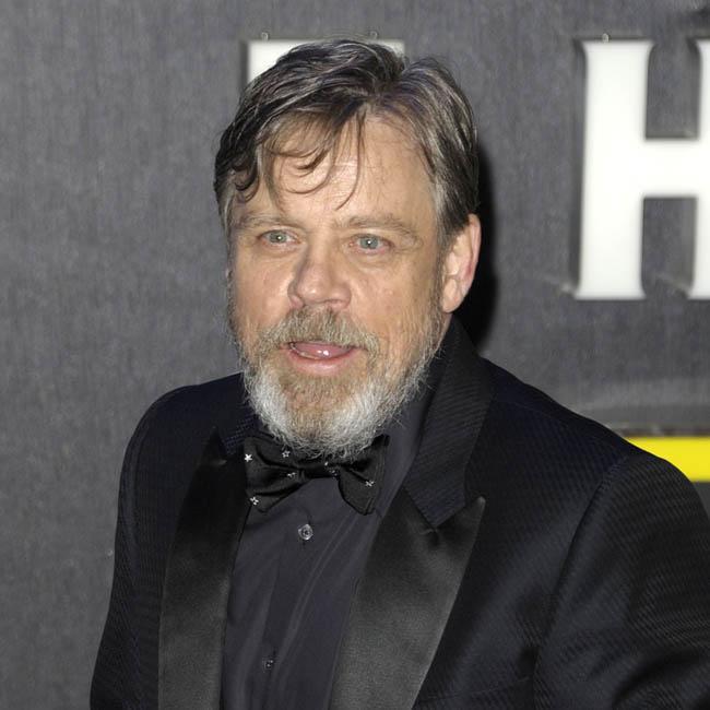 Mark Hamill praises Star Wars newcomers