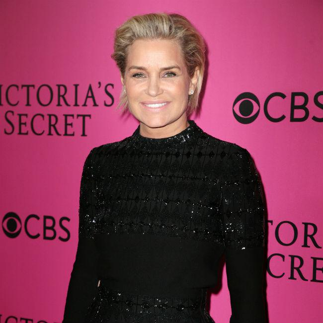 Yolanda Hadid gives personal crystals to everyone for Christmas