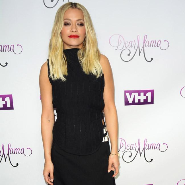 Rita Ora has had to live with scrutiny
