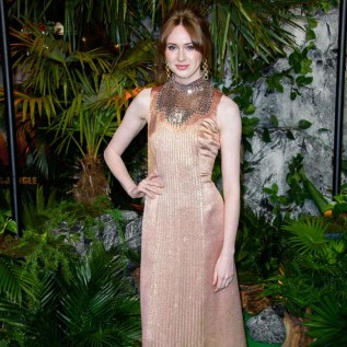 Karen Gillan: Dwayne Johnson could run the world