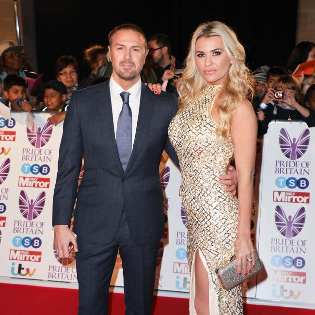 Paddy McGuinness bans xmas trees this year