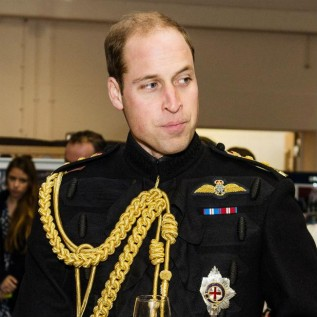 Prince William undergoes £180 buzz cut