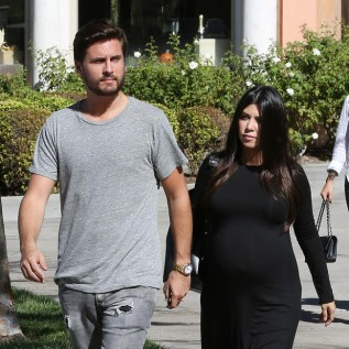 Kourtney Kardashian recalls Scott Disick clash