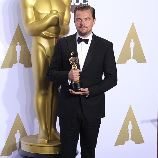 Leonardo DiCaprio to star in Charles Manson movie