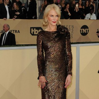 Nicole Kidman went home straight home after SAG Awards