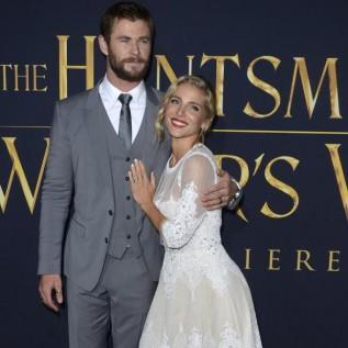Chris Hemsworth and Matt Damon's wives get matching tattoos