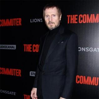 Liam Neeson loves his senior person's railcard