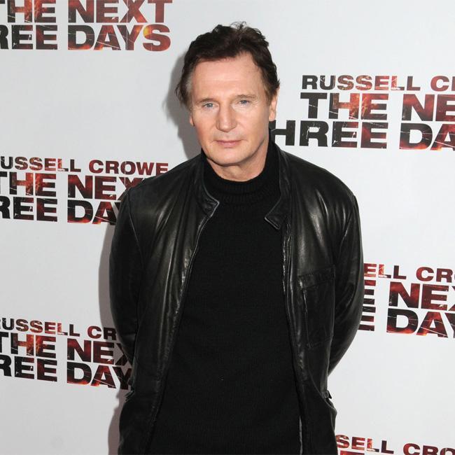 Liam Neeson feels like he's 40