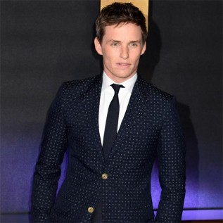 Eddie Redmayne doesn't think about audiences