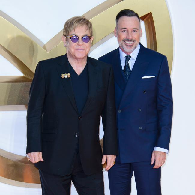 Elton John S Husband David Furnish