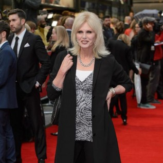 Joanna Lumley says stars will feel pressure to wear black at the BAFTAs