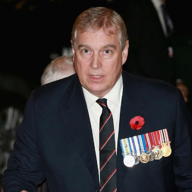 Prince Andrew helped put Journey's End on big screen