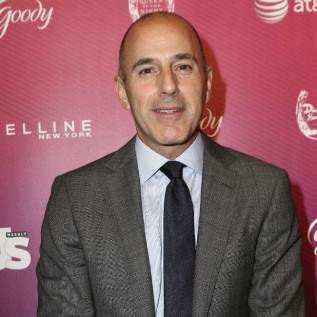 Matt Lauer 'is kicked out of home by his wife'