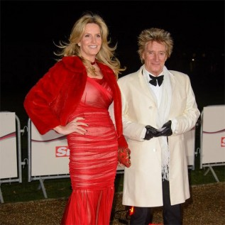 Penny Lancaster-Stewart diagnosed with dyslexia