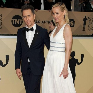 Sam Rockwell and Leslie Bibb credit 'good sex' for relationship
