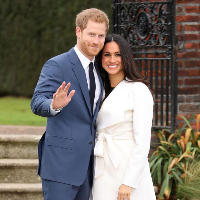 Prince Harry and Meghan Markle: The Movie