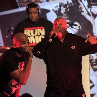 Run DMC announce rare UK gig