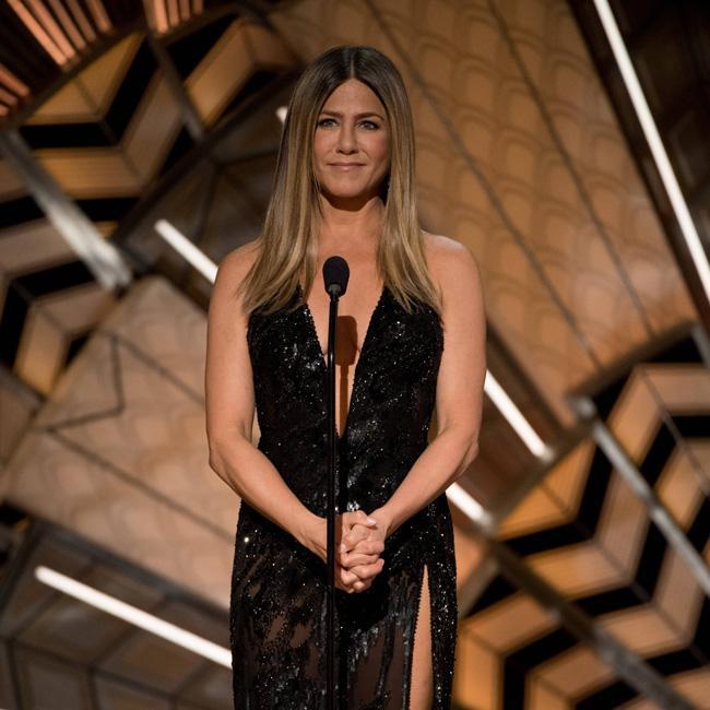 Jennifer Aniston, Angelina Jolie to present at Golden Globes