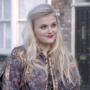 Lucy Fallon wants to take up pole dancing