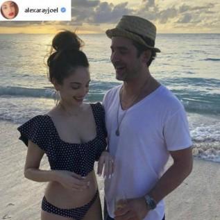 Alexa Ray Joel engaged to Ryan Gleason