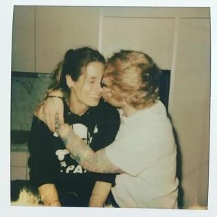 Ed Sheeran is engaged!