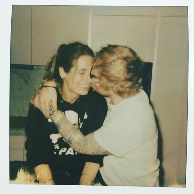 Ed Sheeran is engaged!
