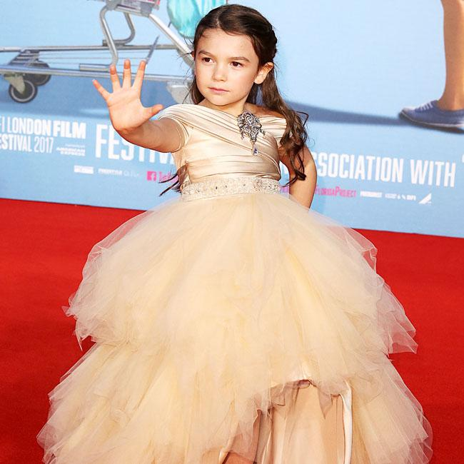 Brooklynn Prince wanted ice cream celebration